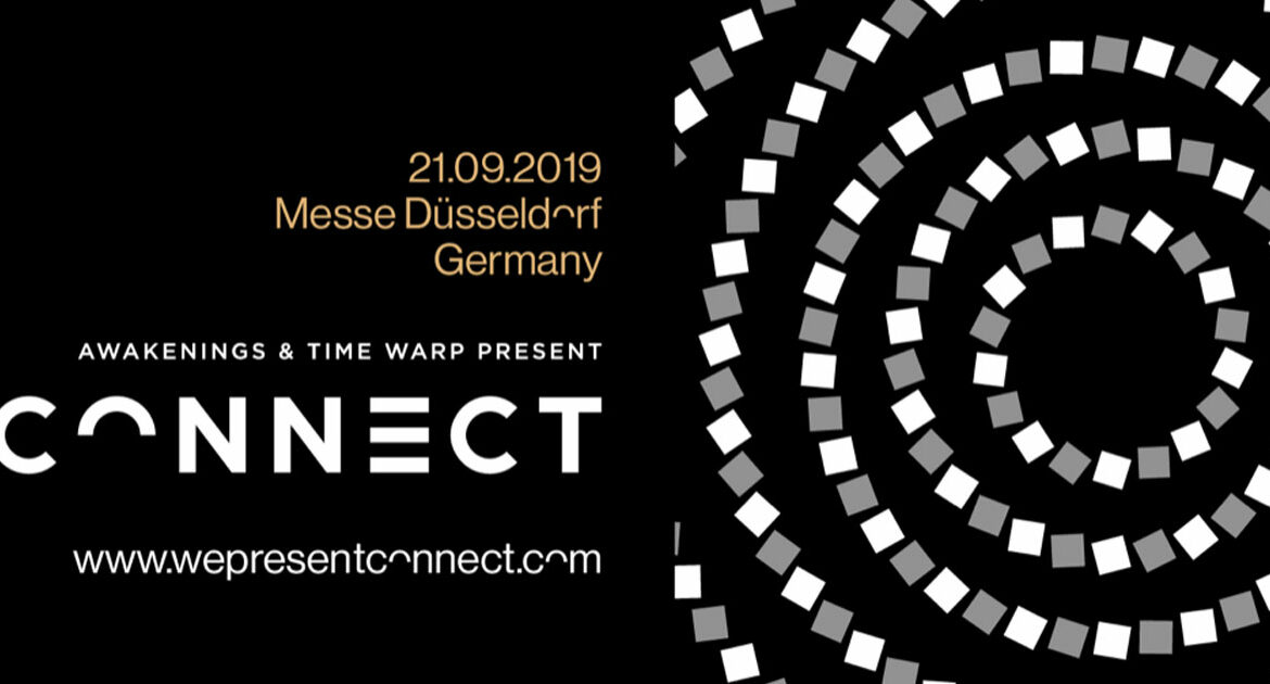 Keyvisual Connect 2019