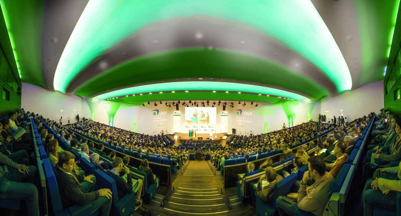 Panoramabild vom Deutschen IT-Leiter-Kongress