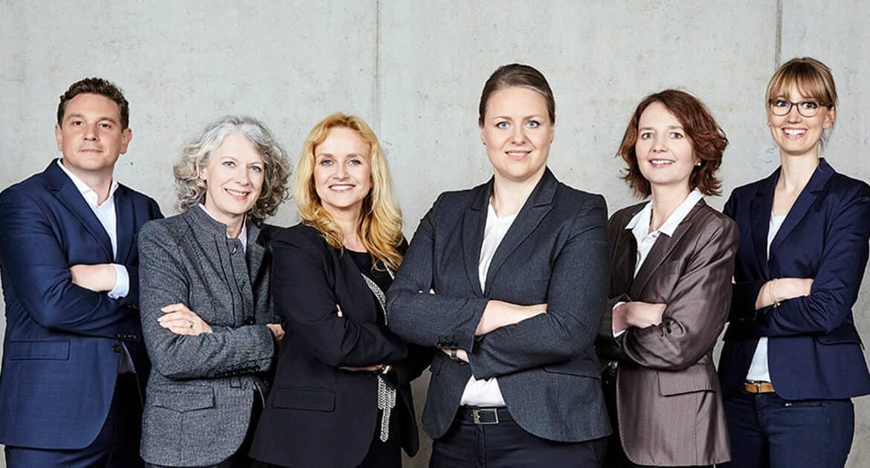 Gruppenbild Vertriebsteam Düsseldorf Congress