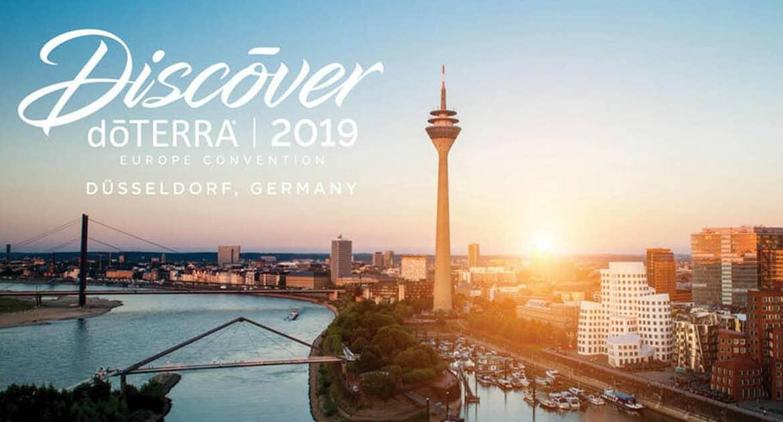doTERRA Europe Convention 2019 in Düsseldorf
