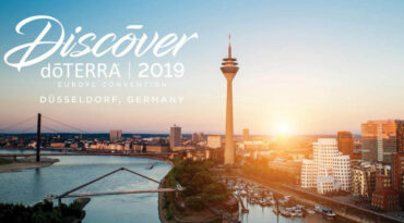 doTERRA Europe Convention 2019 in Düsseldorf