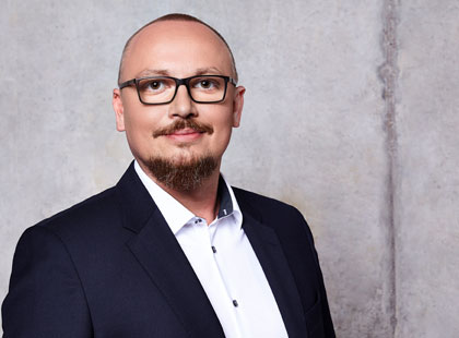 Martin Rütten, Leitung Digital und Marketing