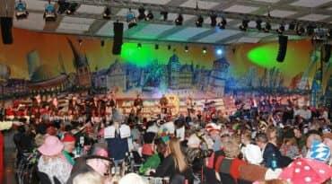 KakaJu Karnevalssitzung in der Stadthalle Düsseldorf