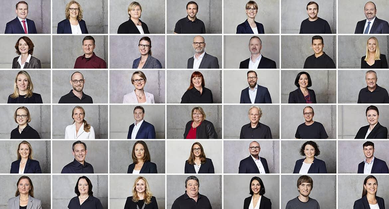 das Team von Düsseldorf Congress