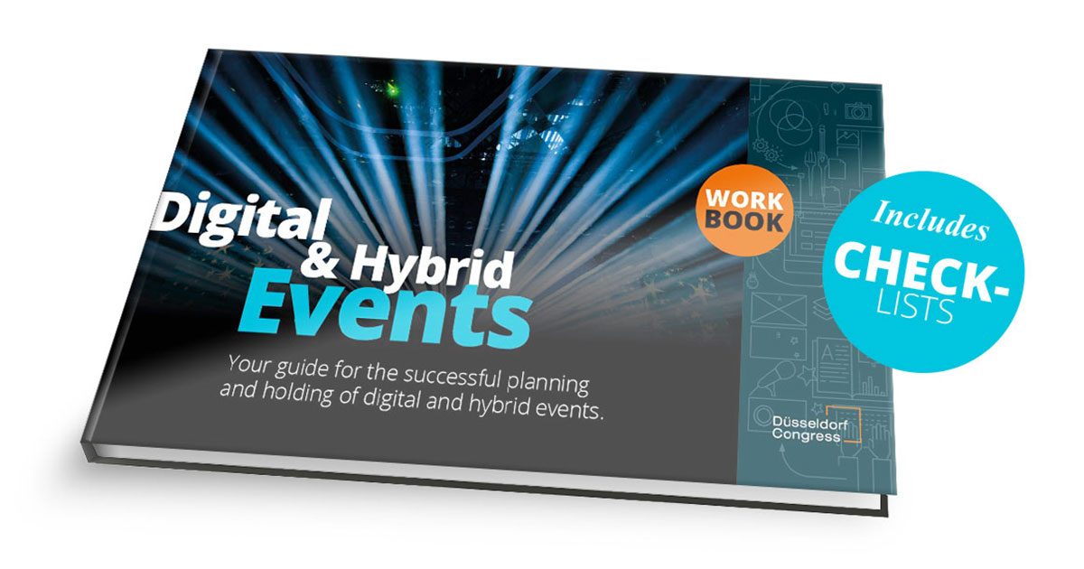 Workbook digital and hybrid events