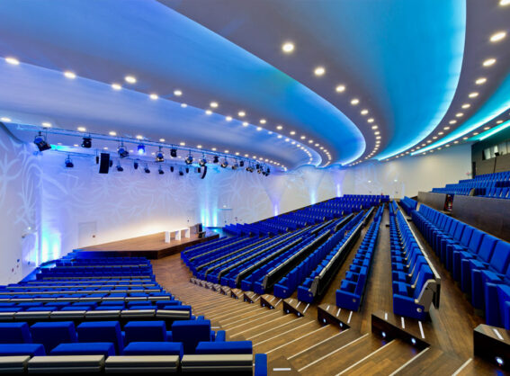 Auditorium Düsseldorf Congress