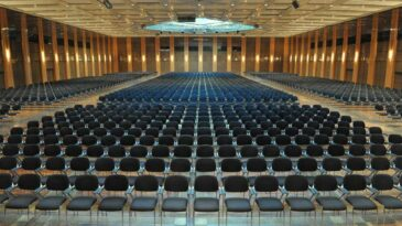 CCD Stadthalle Saal XY