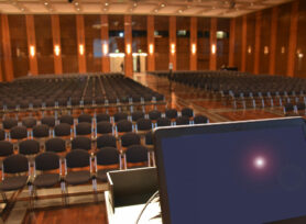 CCD Stadthalle Saal Y