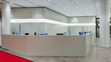 Counter im CCD