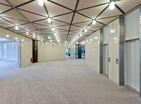 CCD Stadthalle Foyer 2OG