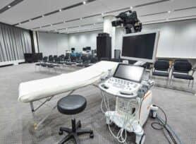 Raum 5 zum medizinischen Kongress