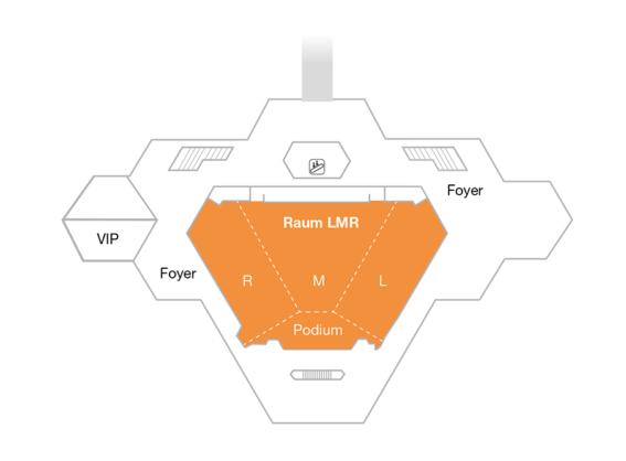 Plan CCD Ost OG Raum LMR