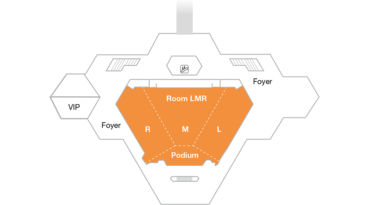 Plan CCD Ost 1st Floor Raum LMR
