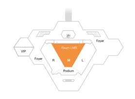 Plan CCD Ost OG Raum M