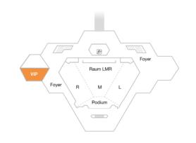 Plan CCD Ost OG VIP Appartment