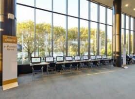 Foyer CCD Stadthalle 1OG