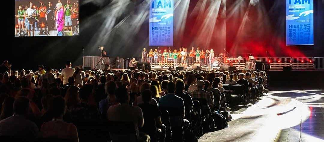 Podiumsveranstaltung zum Neuapostolischen Jugend Kirchentag