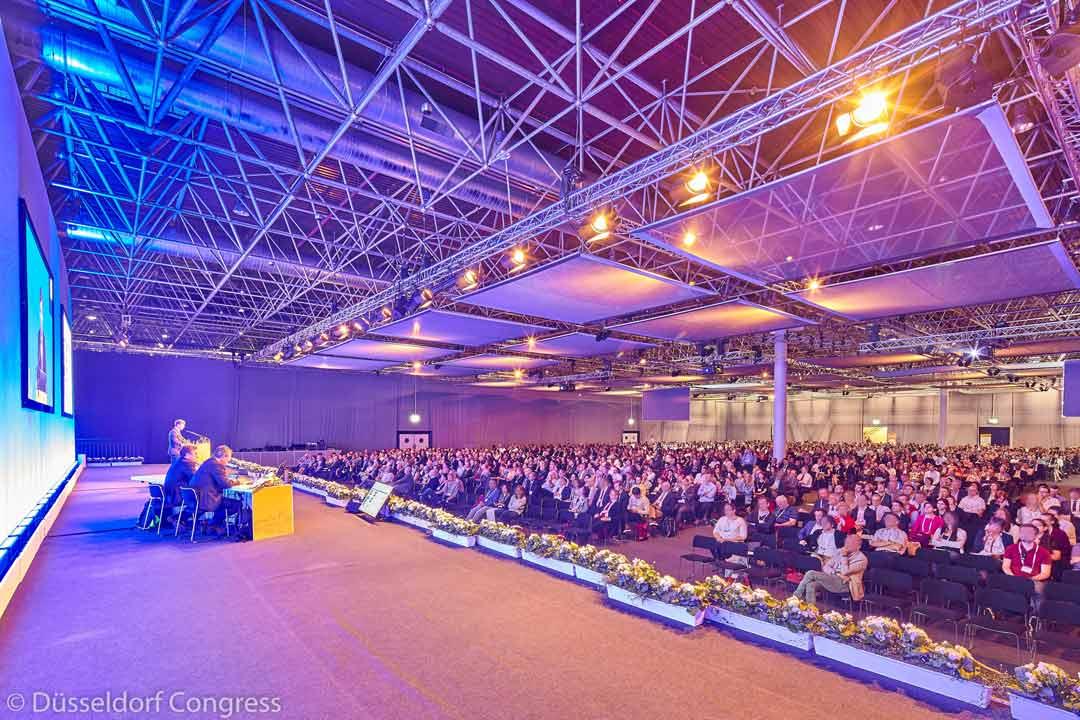 15.000 Teilnehmer in Halle 3 zum Welt-Kongress EANM