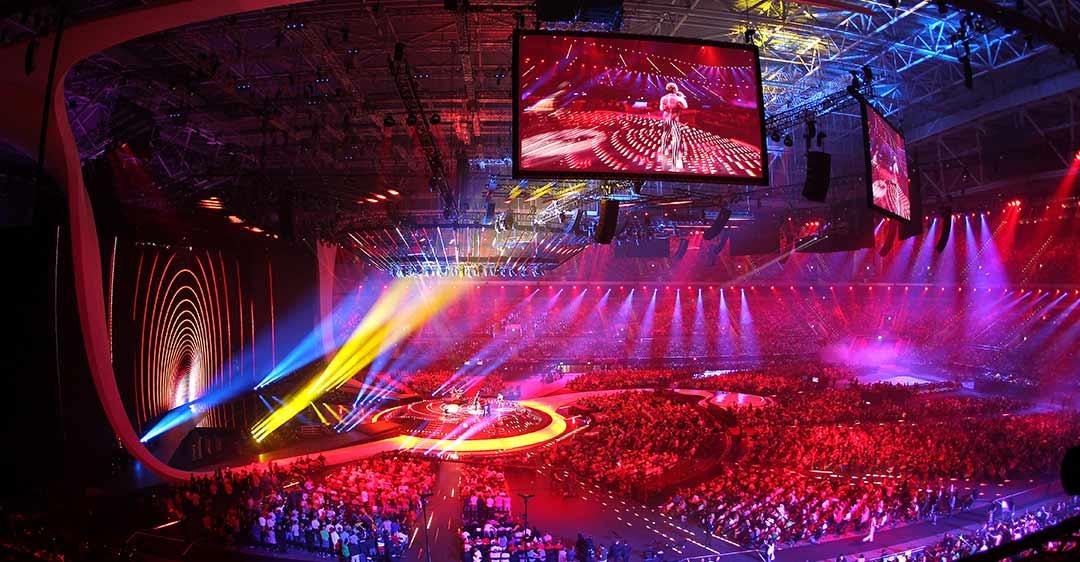 Die Show des Eurovision Song Contest