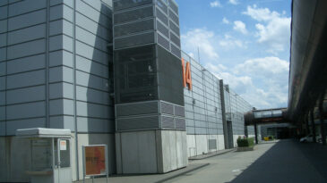 CCD Messehalle 14