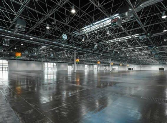 CCD Messegelände Halle 13