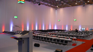 Messehalle 7a