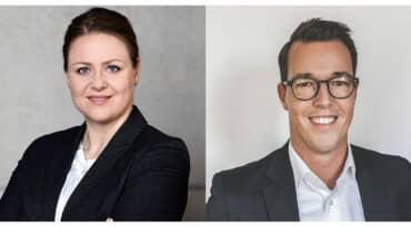 Portraits von Mandy Pahl-Bauerfeind und Jens Ihsen
