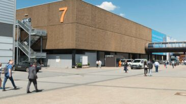 Messehalle 7