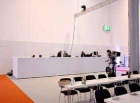 event in halls in Düsseldorf