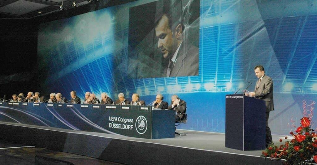 UEFA Congress Düsseldorf
