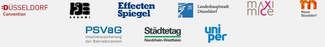 Unsere Kunden bei Düsseldorf Congress